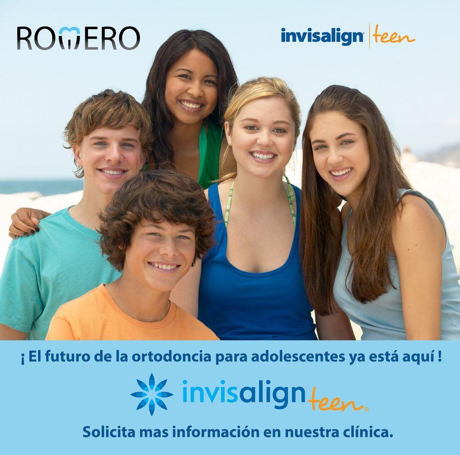 doctores romero Invisalign® teen