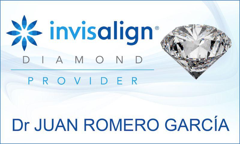 dr juan romero invisalign diamond provider